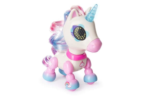 Zoomer Zupps Tiny Unicorn Dream