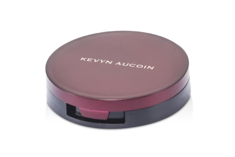 Kevyn Aucoin The Elegant Lip Gloss - # Molasses (Warm Taupe Apricot) 3.65g