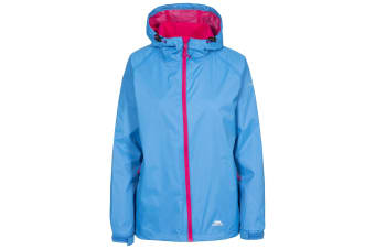 Trespass Womens/Ladies Tayah II Waterproof Shell Jacket (Vibrant Blue)