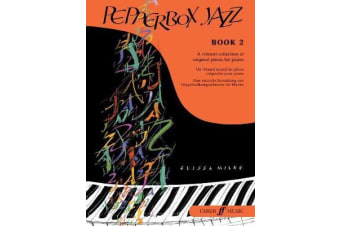 Pepperbox Jazz - Book 2