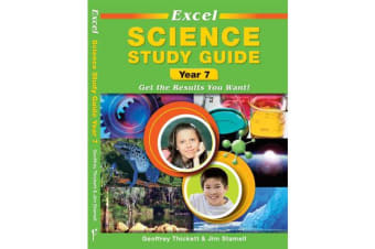 Excel Science Study Guide Yr7