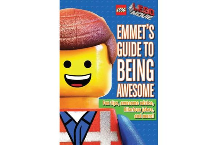 LEGO Movie - Emmet's Guide to Being Awesome