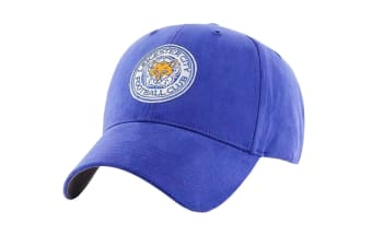 Leicester City FC Cap (Blue) (One Size)