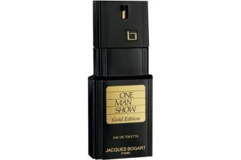 One Man Show Gold Edition for Men EDT 100ml