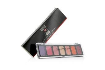 Makeup For Ever Artist Rouge 7 Lipstick Palette - # 2 7x1g/0.03oz