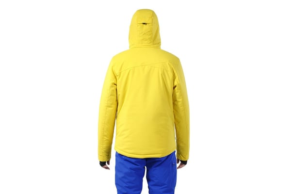 Komodo Mens Snow Jacket (Yellow, Large)