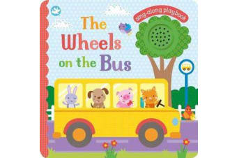 Little Me The Wheels on the Bus - Sing-Along Playbook