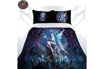 Anne Stokes Stargazer Quilt Cover Set Queen