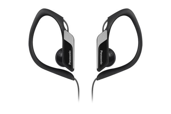 Panasonic Black Sports Clip Earphone