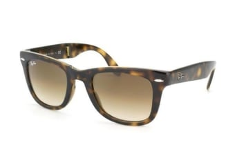 Ray Ban RB4105 71051 54mm Crystal Light Havana Mens Womens Sunglasses