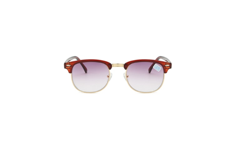 Nearsighted Shortsighted Myopia Sunglasses Glasses For Men And Women - 4 Brown 550 Degrees Myopia