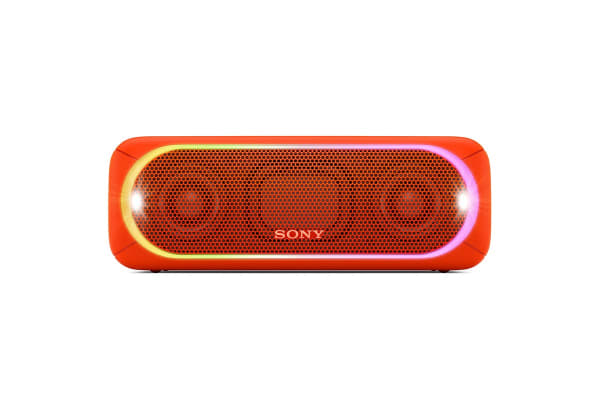 Sony Stepup Extra Bass Wireless Speaker - Red (SRSXB30R)