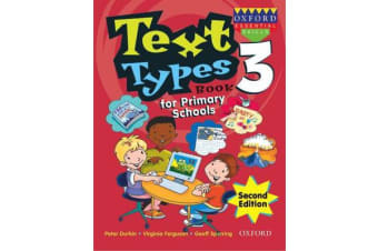 Text Types for Primary Schools Book 3