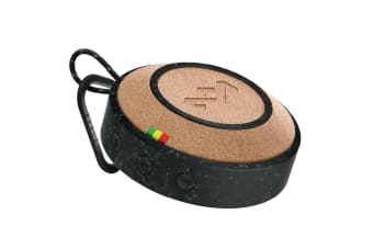 House of Marley No Bounds Portable Wireless Bluetooth Audio Speaker w/AUX In BLK