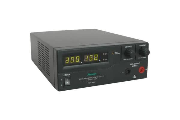 Manson 1-16V 0-30A Power Supply