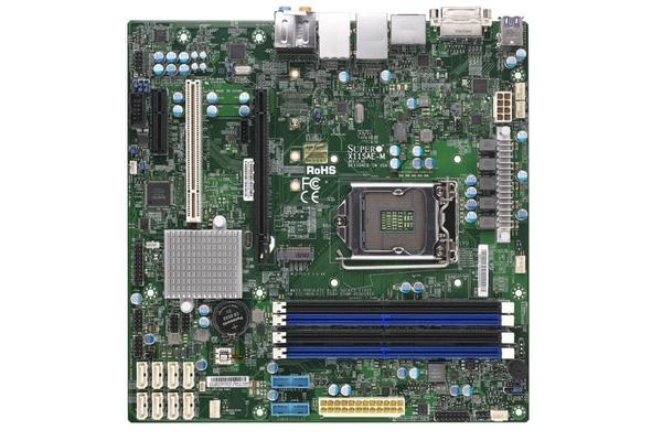 Supermicro X11SAE-M Server Board