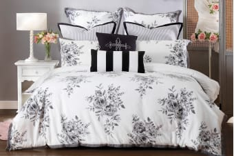 Bianca Portia Quilt Cover Set (Queen)