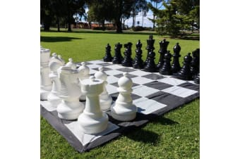 Enormous Outdoor Chess Sets - Mega 1.5m x 1.5m
