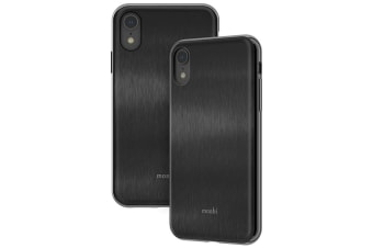 Moshi iGlaze Case for iPhone XR - Black