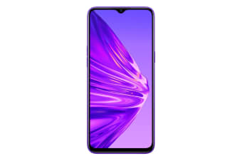 realme 5 (Dual Sim 4G, 128GB/4GB) - Crystal Purple