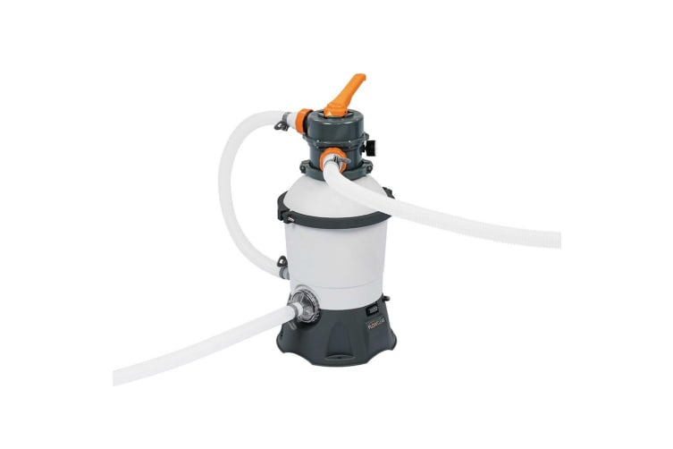 Bestway 530GPH Flowclear Sand Filter Swimming Pool Cleaning Pump