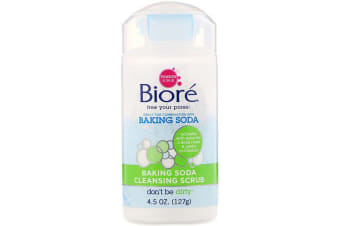 Biore Water Activated Baking Soda Cleansing Scrub 127g