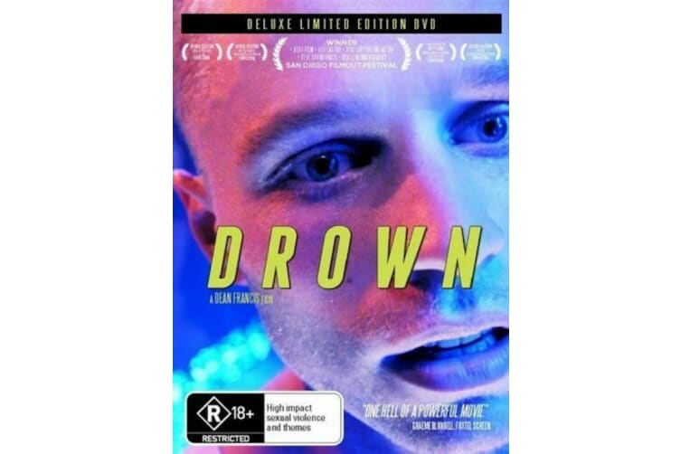 Drown (Deluxe Limited Edition) Region 4 PAL  - Rare- Aus Stock Preowned DVD: DISC LIKE NEW