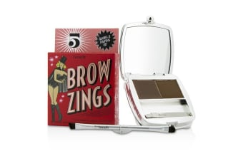Benefit Brow Zings (Total Taming & Shaping Kit For Brows) - #5 (Deep) 4.35g