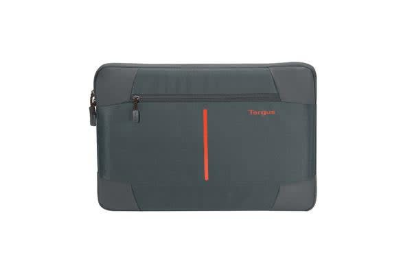 "Targus Bex II Sleeve for 11-12"" Notebooks - Ebony/Red"