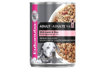 Eukanuba Adult Lamb Rice Cans - 12 Cans