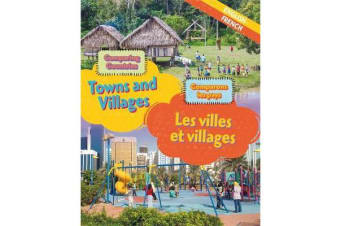 Dual Language Learners - Comparing Countries: Towns and Villages (English/French)