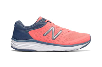 New Balance Women's 490 - D Running Shoe (Pink/Blue)
