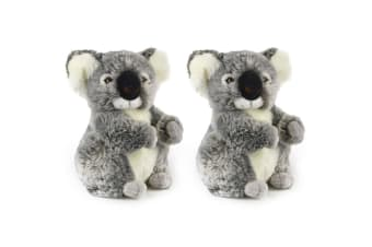 2PK Korimco 21cm Kids/Children Small Koala Kalypso Plush Soft Animal Stuffed Toy