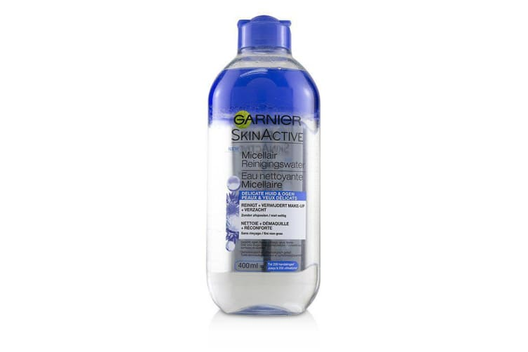 Garnier SkinActive Micellar Water (For Face & Eyes) - For Delicated Skin 400ml/13.3oz