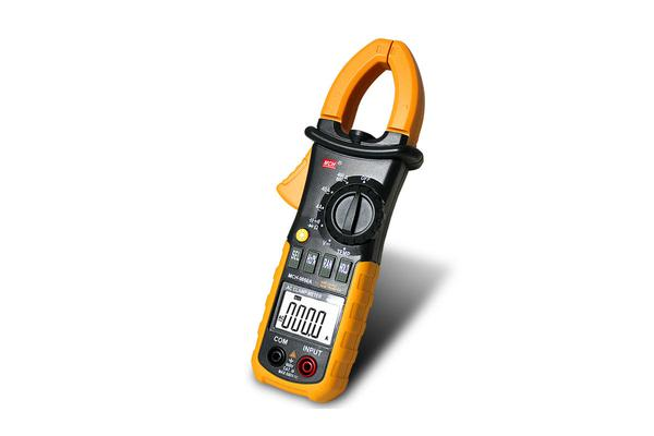 Ac/Dc Digital Multimeter Electric Tester Current Clamp Meter Ammeter Mch-9860A