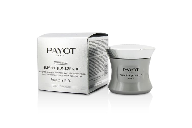 Payot Supreme Jeunesse Nuit Youth Process Complex - For Mature Skins 50ml