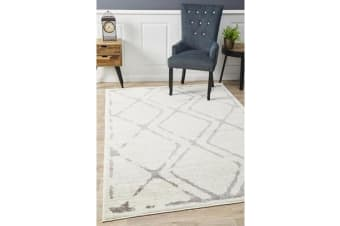 Felicia Ivory & Grey Soft Scandi Rug