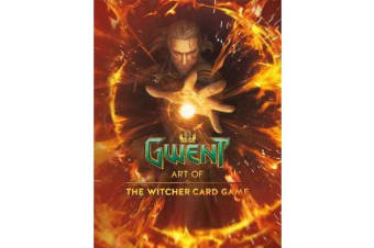 Art Of The Witcher Card Game, The - Gwent Gallery Collection