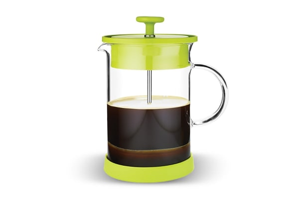 Tramontina Coffee Plunger with Silicone Base (Green)
