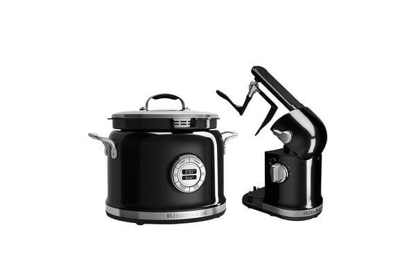 KitchenAid Multi Cooker with Stir Tower Onyx Black