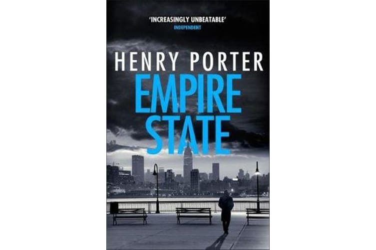 Empire State - A nail-biting  thriller set in the high-stakes aftermath of 9/11
