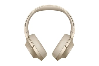 Sony h.ear on 2 Wireless Noise Cancelling Headphones - Gold (WHH900NN)