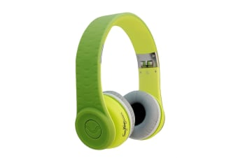 Fanny Wang 1000 Series On Ear Headphones - Green
