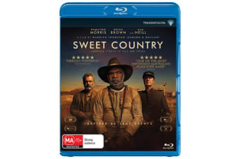 Sweet Country Blu-ray Region B