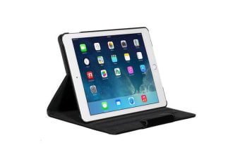 NVS Premium Leather Folio for iPad Pro - Black