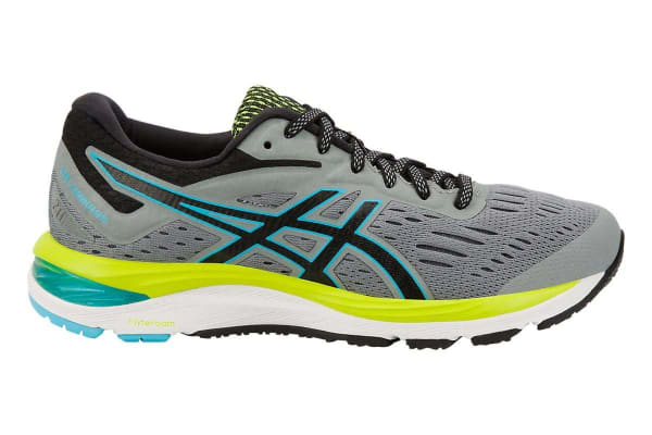0ea8e5553bee ASICS Women's Gel-Cumulus 20 Running Shoe (Stone Grey/Black, Size 6 ...