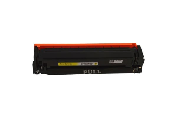 CF402A #201A Premium Generic Yellow Toner Cartridge