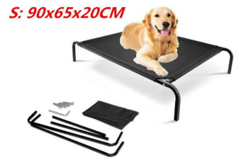 Small Pet Dog Elevated Bed Trampoline Heavy Duty Hammock Canvas Cat Puppy Cover