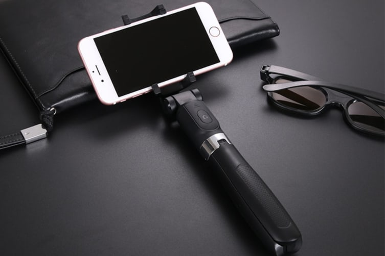 Kogan Bluetooth Selfie Stick and Tripod 2 in 1