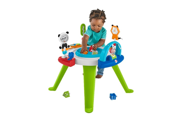 Fisher Price 3-In-1 Spin & Sort Activity Center